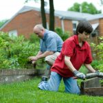 Du bør finde den kompetente hjælp til haven